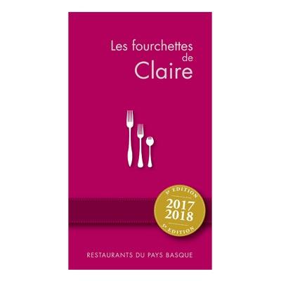 Les fourchettes de Claire